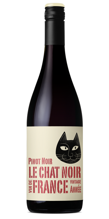 A friendly pinot for easy drinking...