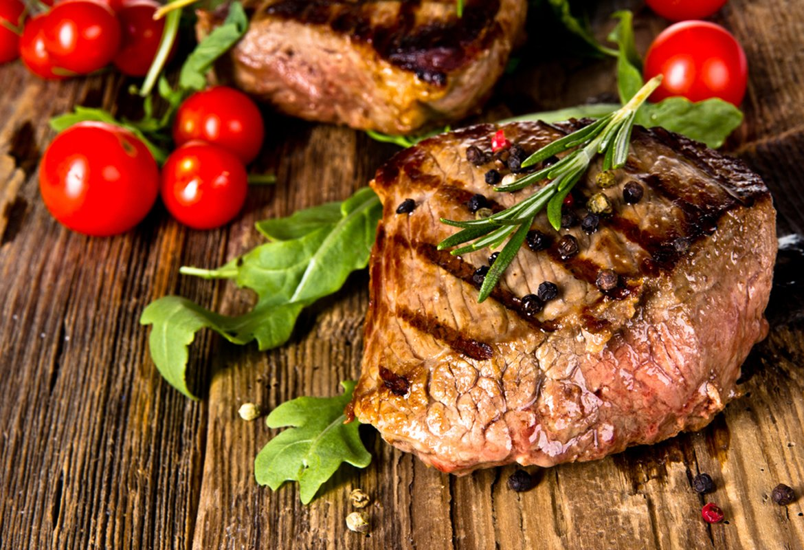 The first step in any BBQ journey is to master the perfect cooking of a BBQ Beef Sirloin served with a simple dish to complement the succulent meat.
