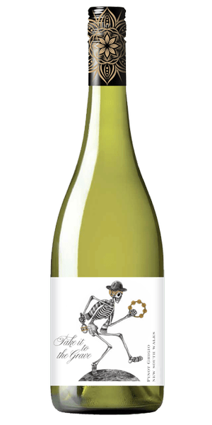 Take It To The Grave Pinot Grigio (6pk)