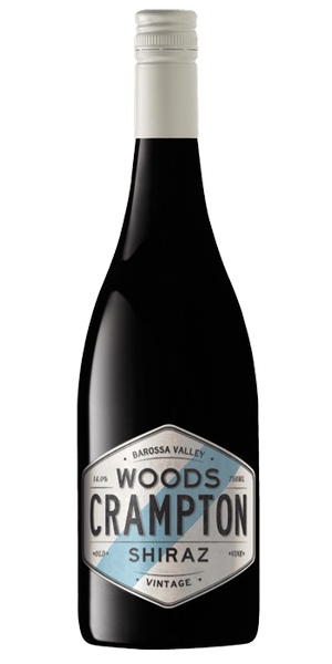Woods Crampton White Label Shiraz (12pk)