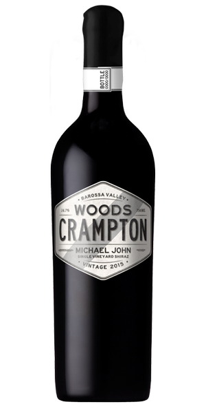 Woods Crampton Black Label Michael John Barossa Valley Shiraz (6pk)
