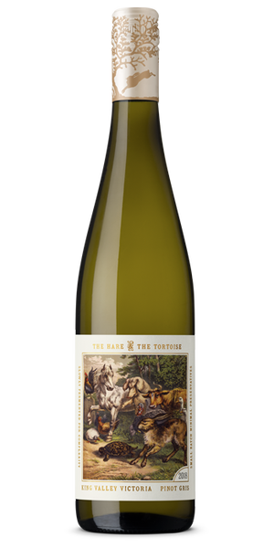 Hare and Tortoise Pinot Gris (6pk)