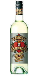 A tasty sauvignon with lively fruit flavours...