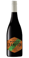 Woods Crampton Coloured Label Preservative Free Shiraz (6pk)